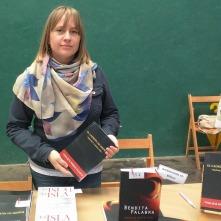 Verónica García-Peña Feria del libro encartado